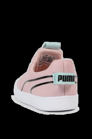 בורוד Courtflex v2 נעלי PUMA KIDS