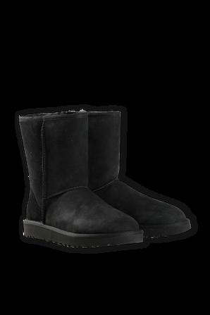 UGG Classic Sheepskin Boots in Black UGG