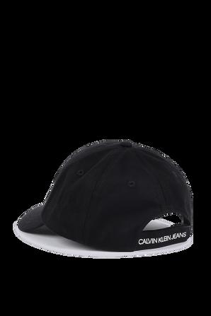 כובע בייסבול עם לוגו בשחור CALVIN KLEIN