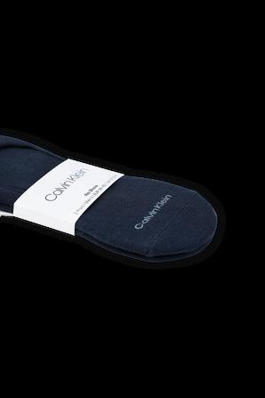 2Pack Logo Socks in Black CALVIN KLEIN