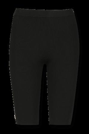 Cycliste Court Pants in Black SAINT LAURENT