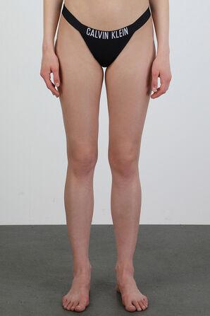 Brazilian Bikini Bottom in Black CALVIN KLEIN