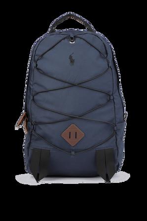 Backpack in Navy POLO RALPH LAUREN