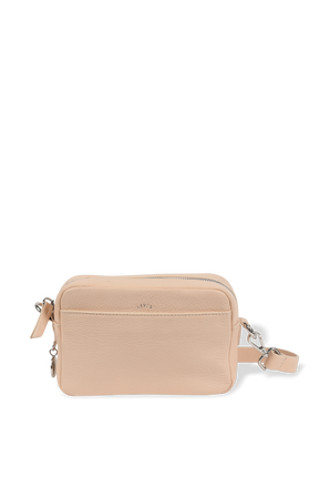 Diana Camera Leather Bag in Light Pink LEVI`S