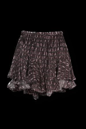 Sornel Shorts in Faded Night ISABEL MARANT
