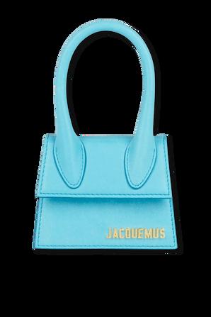 Mini Le Chiquito in Turquoise JACQUEMUS