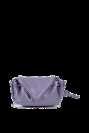 Beak Cross-Body Bag in Lavender BOTTEGA VENETA