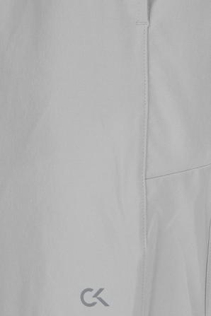Woven Logo Shorts In White CALVIN KLEIN