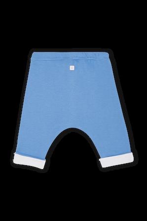 גילאי NB-18 חודשים מכנסיים ארוכים בתכלת PETIT BATEAU