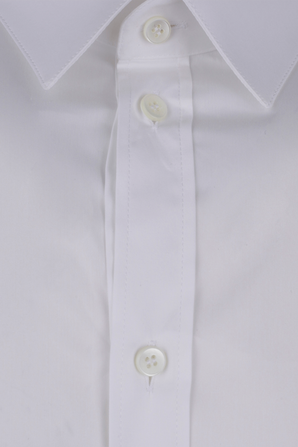 DG Camicia Classic Shirt In White DOLCE & GABBANA