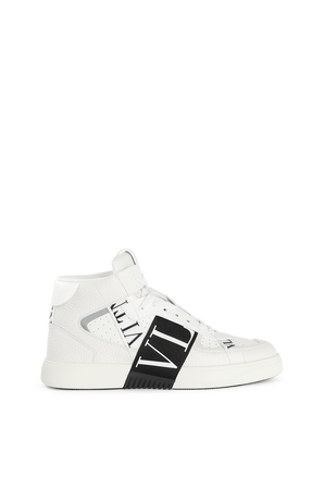 Mid-Top Leather Vl7n Sneaker VALENTINO