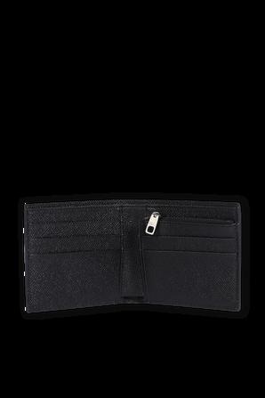 Grain Leater Wallet in Black DOLCE & GABBANA
