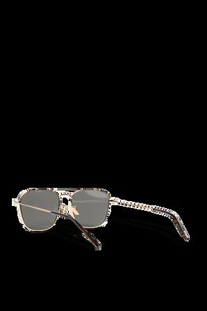 משקפי שמש 309 סן לורן בצבע זהב SAINT LAURENT