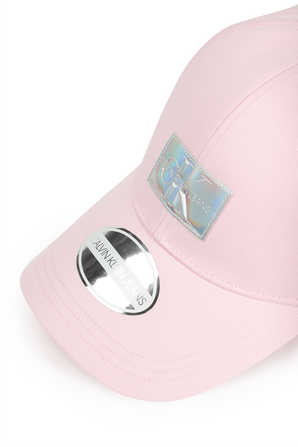 Cap Logo Hat in Pink CALVIN KLEIN