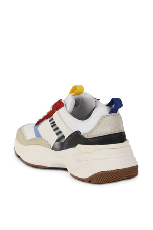 West Sneakers in White LEVI`S