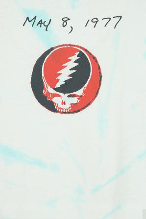 Grateful Dead Skull Tee in Blue LEVI`S