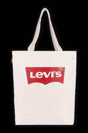 Batwing Tote Bag in Ecru LEVI`S