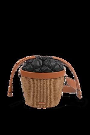 Seaux Seaux Bucket bag in Camel MONCLER