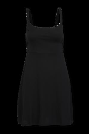 Easy Babe Mini Dress in Black VOLCOM