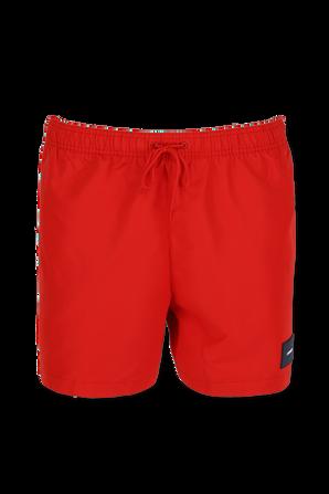 Swim Shorts In Red CALVIN KLEIN