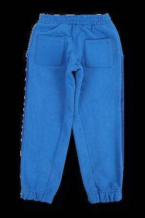 גילאי 2-12 אדידס ואייבי פארק מכנסי טרנינג ארוכים בכחול ADIDAS ORIGINALS