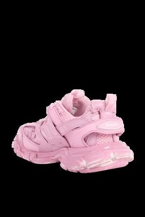 נעלי טראק בצבע ורוד BALENCIAGA