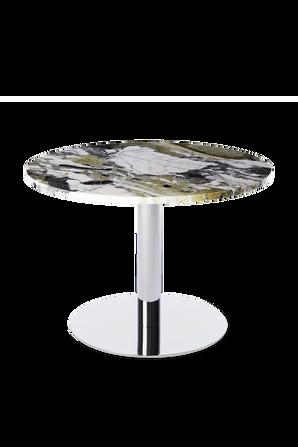 Flash Table Circle Primavera Chrome TOM DIXON