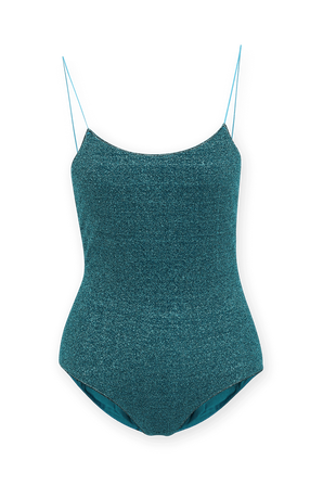 Lumiere Maillor One Piece Swimsuit in Blue OSEREE