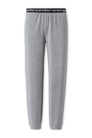 Stretch Corduroy Pant in Heather Grey ALEXANDER WANG