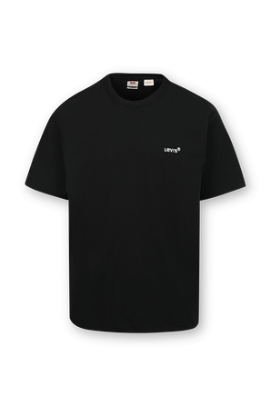 טי שירט עם לוגו צידי בגוון שחור LEVI`S