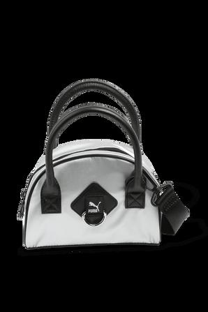 Prime Time Mini Grip Bag in Silver PUMA