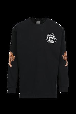 Puma X Rhuigi Shirt in Black PUMA