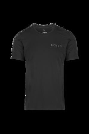 Dri Fit Classic Logo T-Shirt In Black CALVIN KLEIN