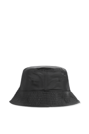 Black Bucket Hat HUGO