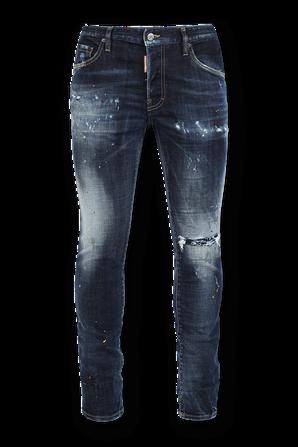 Dark Wash Skater Jeans DSQUARED2