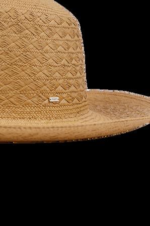 Mariposa Maui Straw Hat SAINT LAURENT