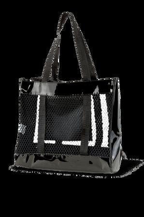Shopper Bag in Black PUMA