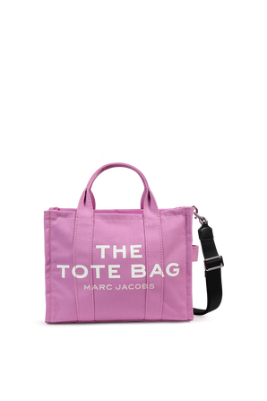 The Small Traveler Tote Bag in Pink MARC JACOBS