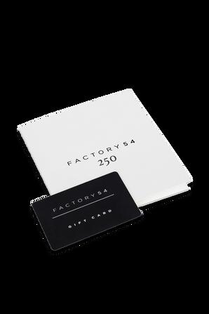 גיפט קארד על סך 250 שקלים GIFT CARD