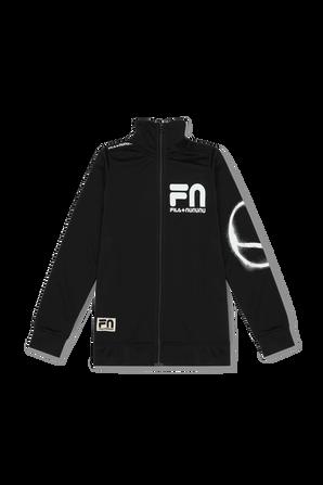 NF018B BLACK FN TRAINING SUIT FILA NUNUNU