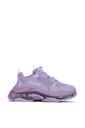 Triple S Sneakers in Purple BALENCIAGA