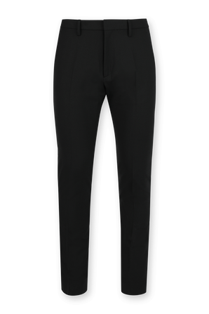 Tropical Stretch Wool Cool Guy Pants in Black DSQUARED2