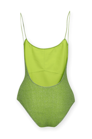 Lumiere Maillor One Piece Swimsuit in Green OSEREE