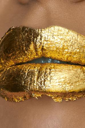 24K Pure Gold Lip Treatment MIMI LUZON