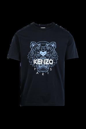 Tiger T-Shirt in Black KENZO