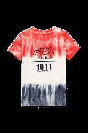 גילאי 10-16 חולצת לוגו טיי-דיי FILA