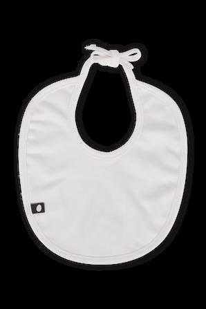 סינר תינוקות לבן OEUF NYC