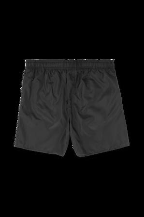 גילאי 4-16 בגד ים לוגו בשחור DSQUARED2 KIDS