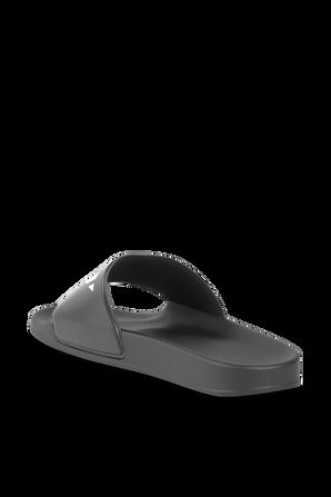 Split Logo Sliders in Black DIESEL