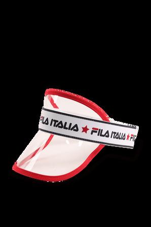כובע מצחיה לבן- בנות FILA